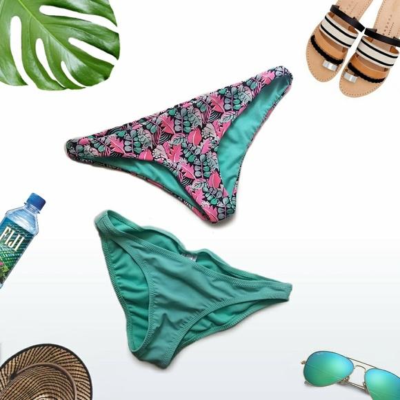 562f50958c0 Swim | Bikini Bottoms Bundle | Poshmark